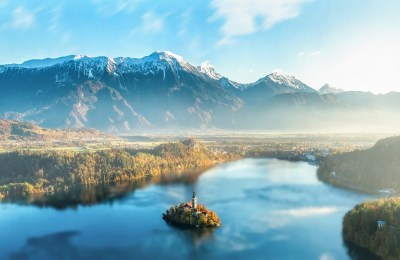 The Legends of Lake Bled