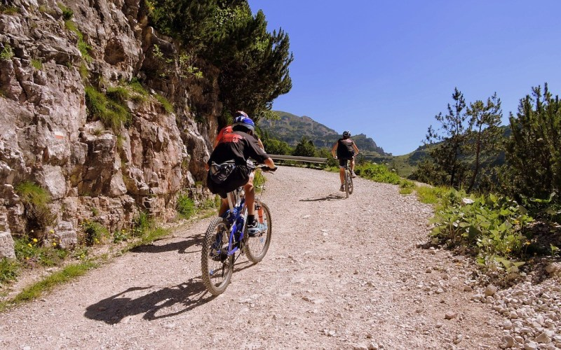 The new bike trail will connect 8 European countries