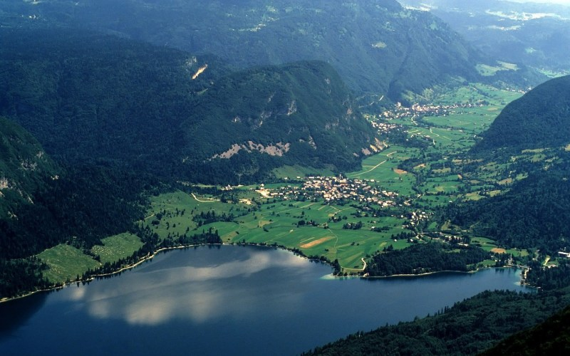 Bohinj – An area of immense natural beauty