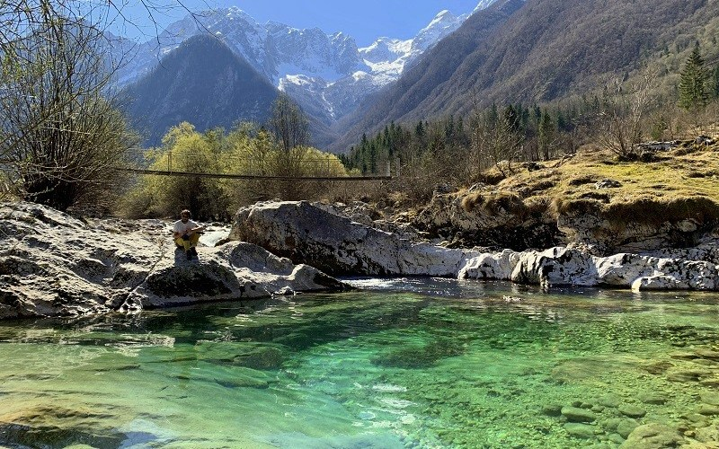 Where to hike around the Soča Valley in amazing western Slovenia1 min read