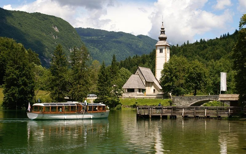 The perfect ride on the Bohinj lake4 min read