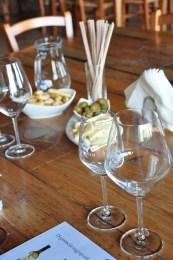 Wine tasting at Klet Goriška Brda