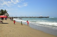 Huanchaco - the beach