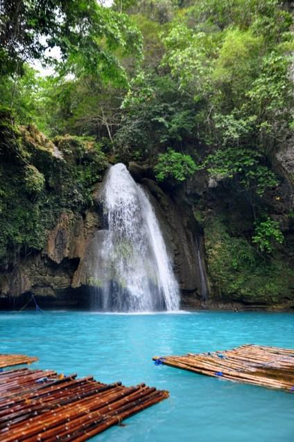 Kawasan waterfall nr.1
