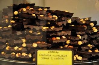 Chocolate house Olimje