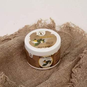 Krema kamilica z vitam. A - za suho kožo