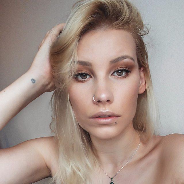 Irena Višnar - lepotica revije Playboy
