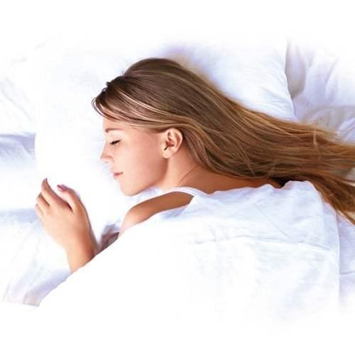 Magnetni vložek za vzglavnik in boljše spanje