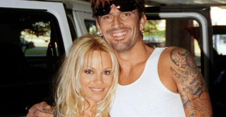 Pamela Anderson: Seks simbol devetdesetih se znova ločuje