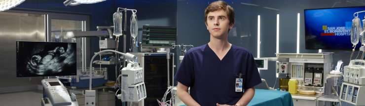 Ljubezensko življenje zvezdnika serije Dobri zdravnik