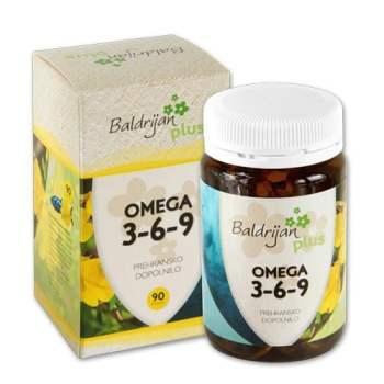 Prehransko dopolnilo OMEGA 3-6-9