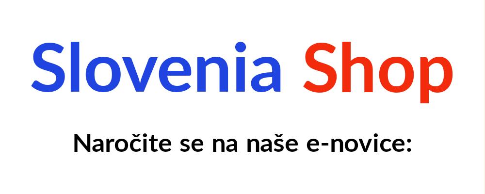 Slovenia Shop e-novice
