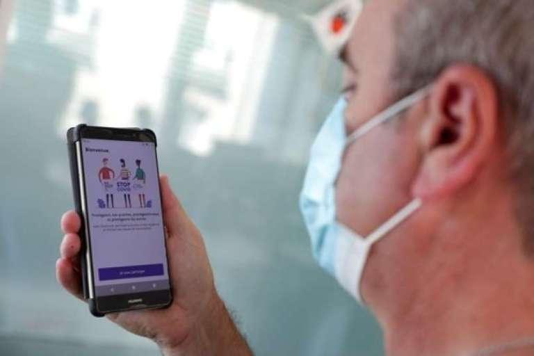 Objavljeno javno naročilo za mobilno aplikacijo o stikih z okuženimi z novim koronavirusom