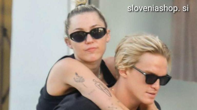Miley Cyrus je spet samska