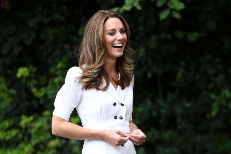 Kate Middleton navdušila s svežo pričesko