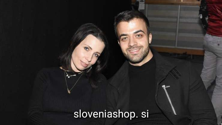 Gašper Rifelj končno objavil fotografijo s svojo Majo