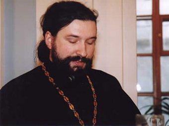 Протоиерей Артемий Скрипкин