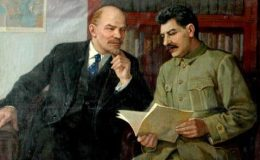 Абсурд ленинизма: культура как насилие