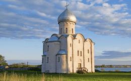 Записки реставратора: опыт восстановления церкви Спаса Преображения на Нередице. Часть 1