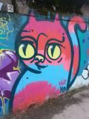 Pets on the walls, Ljubljana, Slovenia (photo by: K.L.)