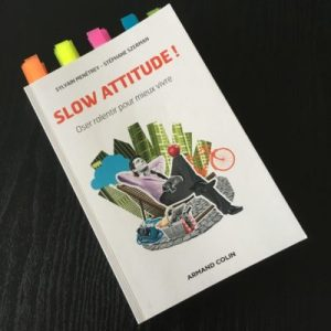 Livre Slow Attitude