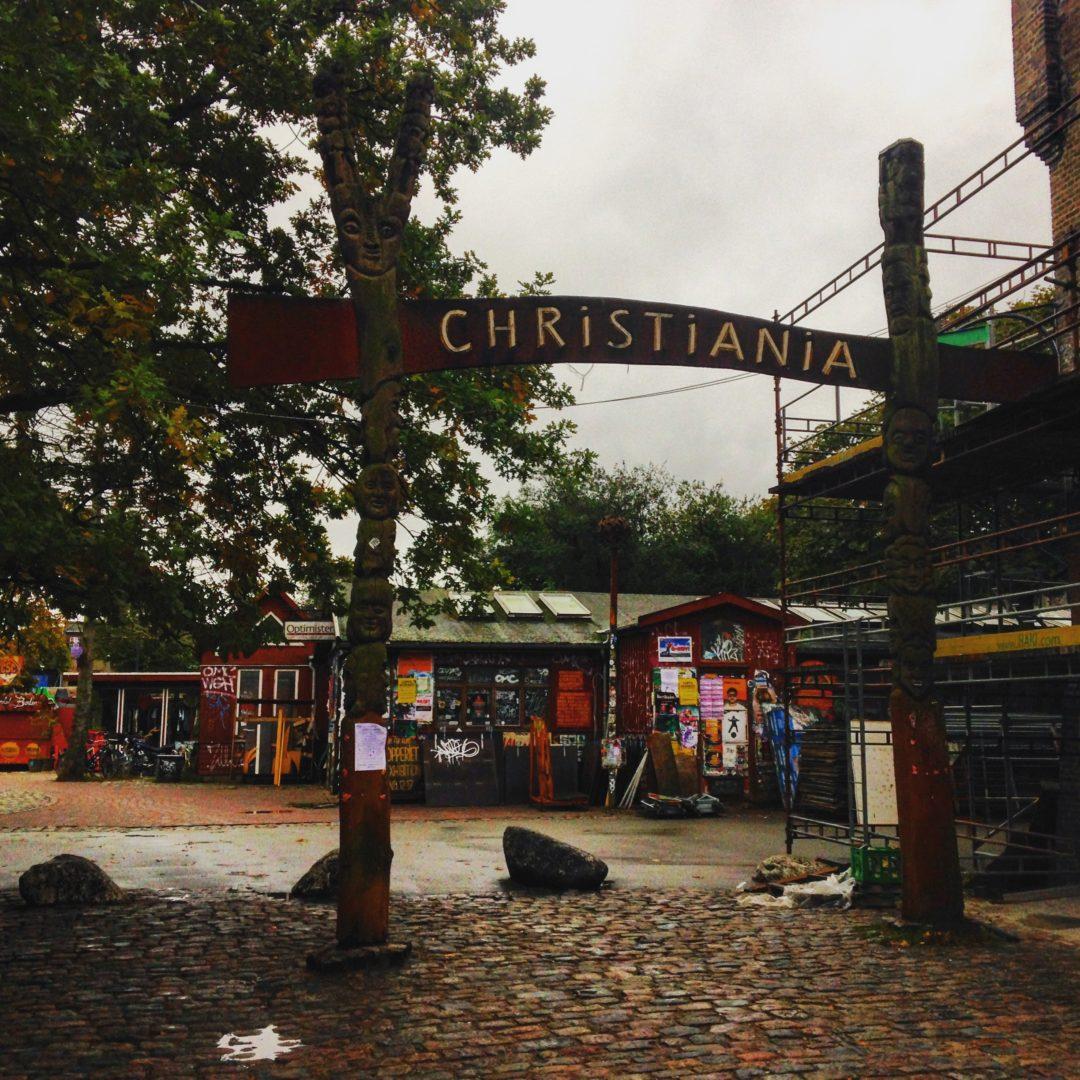 Christiania FreeTown Copenhague Copenhagen