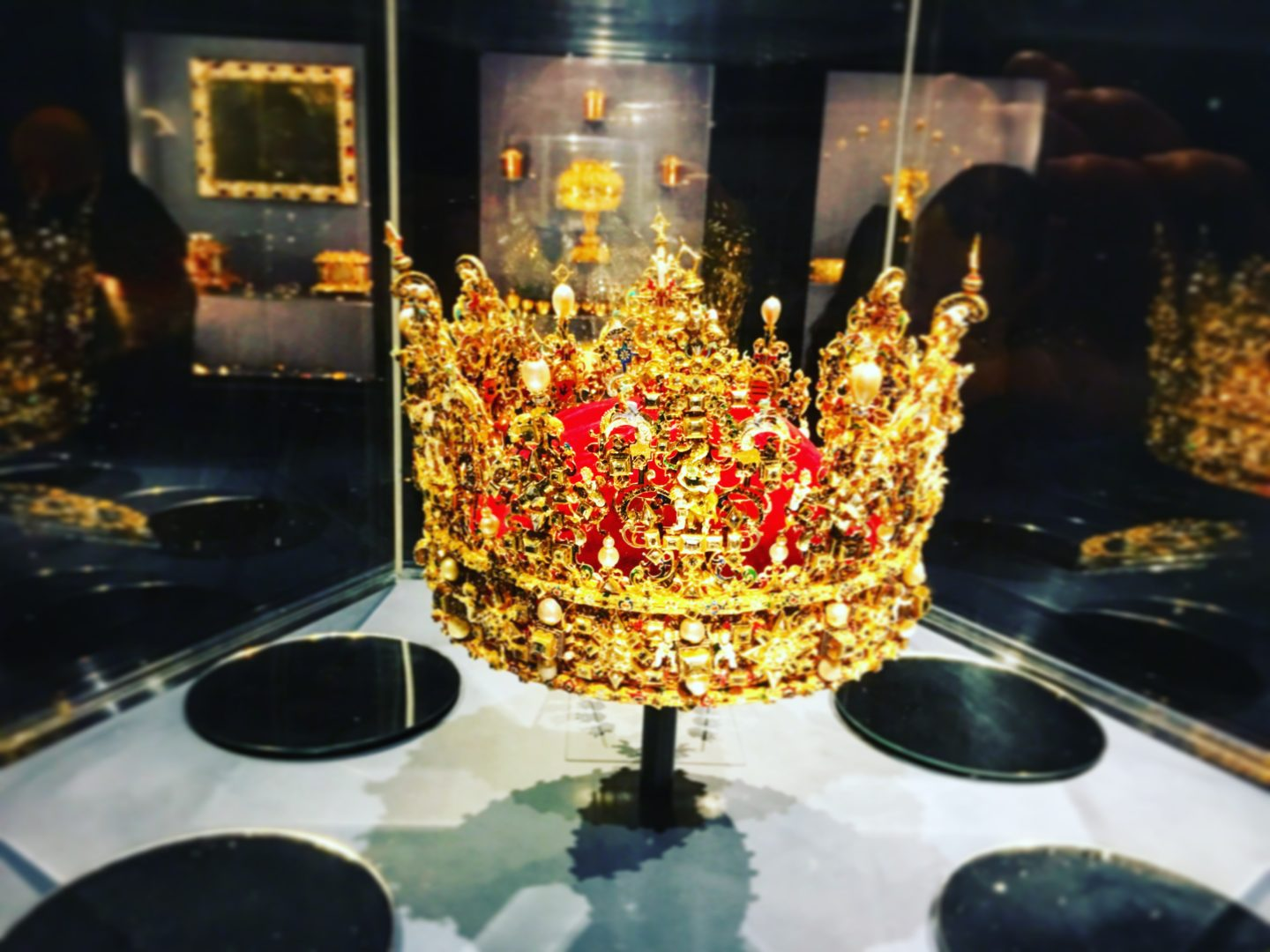 Couronne Crown King Roi Copenhague Copenhagen