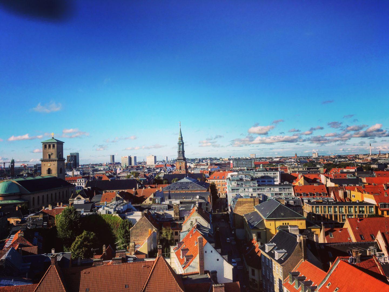 Vue Copenhague Copenhagen View