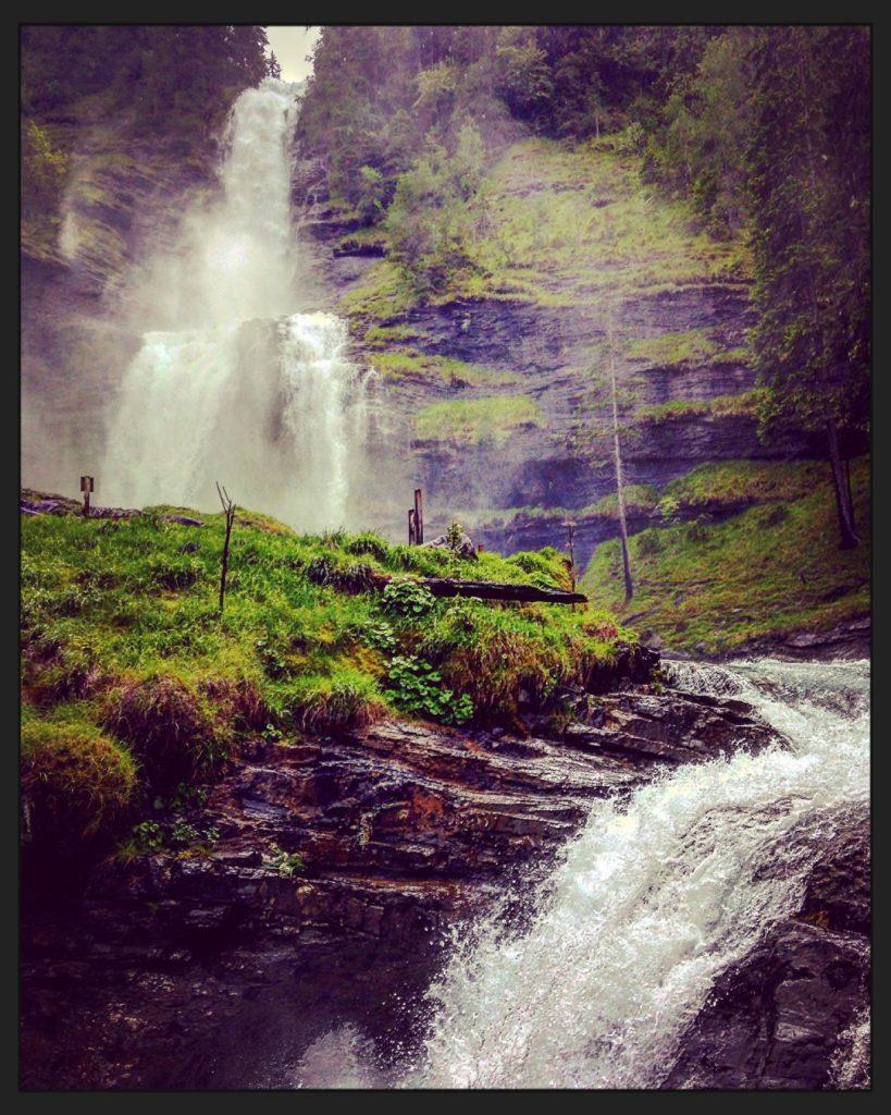 Waterfall Cascade Rouget