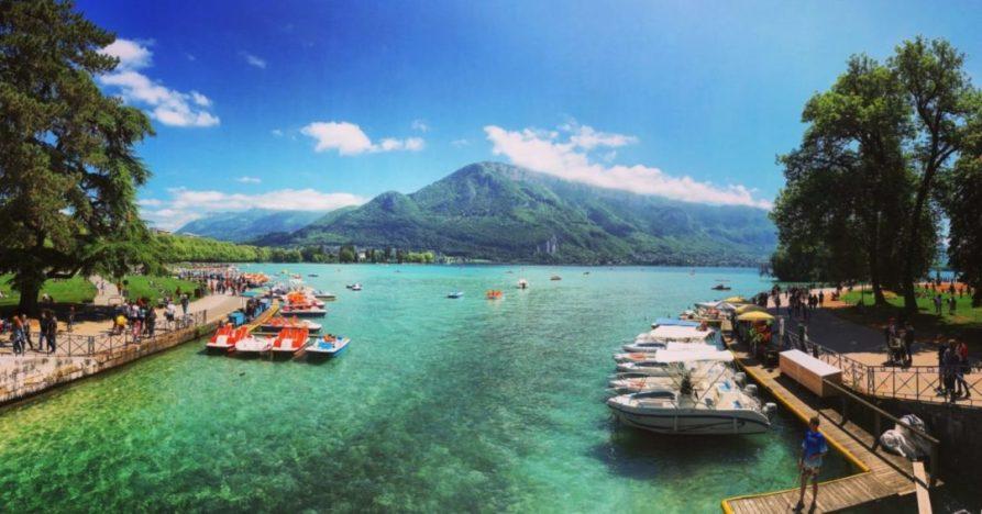 Annecy Lac Lake Slow Tourisme