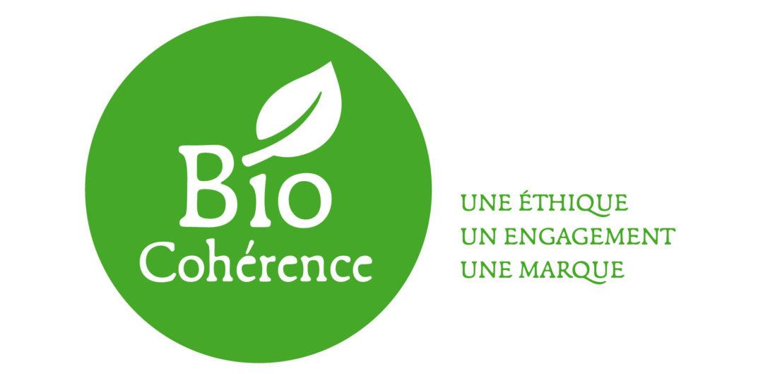 Logo Bio Cohérence labels bios