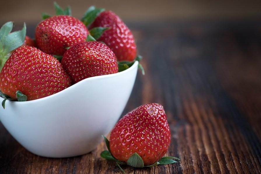fraises slow food gout slow life