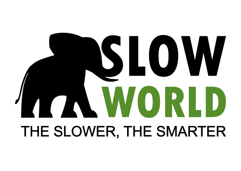 Logo Slow World - Slow Life SlowLife