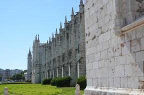 Monastery of Jeronimos, Lisbon, Portugal. Photo: ©SLOWAHOLIC