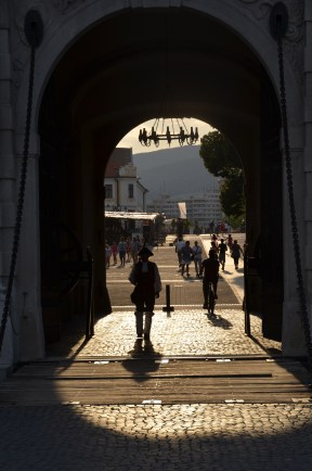 Alba Iulia, Romania. Foto: ©Slowaholic