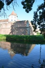 Cetatea Făgăraș, România. Foto: ©SLOWAHOLIC