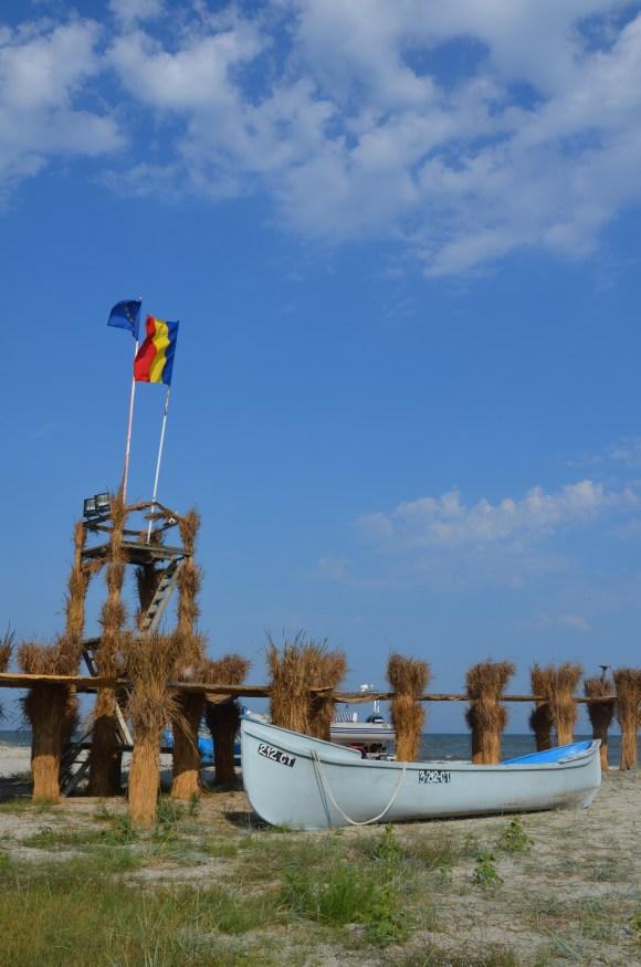 Cherhanaua Vadu Pescarilor, Plaja Vadu, România. Septembrie 2014 Foto: ©Slowaholic