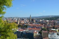 Cluj from the top. Sept. 2014 Foto: ©Slowaholic