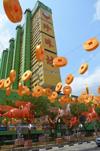 Chinese New Year (of the Horse). Singapore. Feb. 2014. Photo: ©Slowaholic