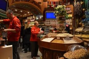 Spice Bazaar. Istanbul. Foto: ©Slowaholic