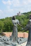 Buda și Pesta, rege și regină. Buda & Pest, king and queen. Foto: ©Slowaholic