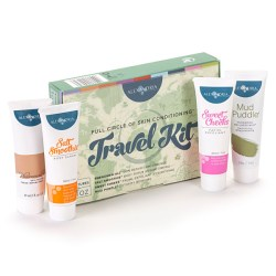 Alexandria Professional Full Circle of Skin Conditioning Travel Kit Product Image | Slow Beauty Eco Salon | Canberra