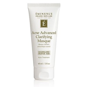 Eminence Organic Skin Care Acne Advanced Clarifying Masque at Slow Beauty Eco Salon in Canberra
