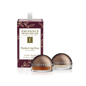 Eminence Organic Perfect Lip Duo at Slow Beauty Eco Salon in Canberra