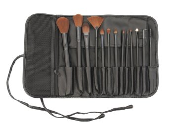 Zuii Organic 13 piece Makeup Brush Set at Slow Beauty Eco Salon in Canberra