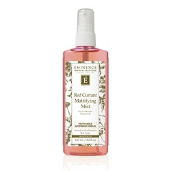 Eminence Organic Skin Care Red Currant Mattifying Mist at Slow Beauty Eco Salon in Canberra