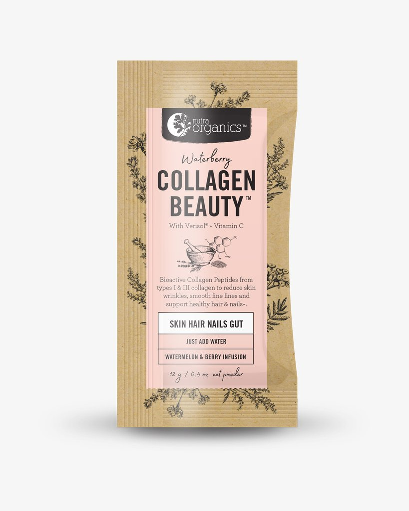 Collagen Beauty™ Waterberry Sachet at Slow Beauty Eco Salon in Canberra