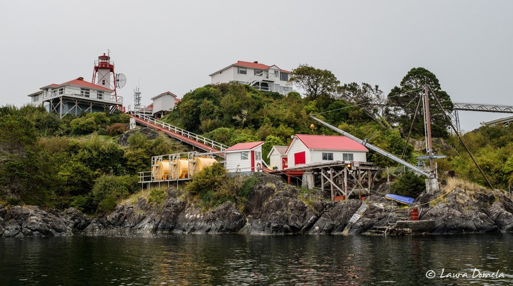 Friendly Cove/Yuquot lighthouse