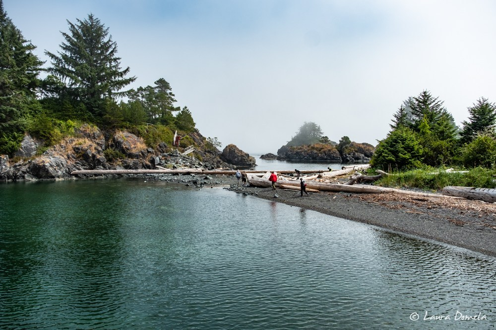 Beachcombing at Friendly Cove/Yuquot