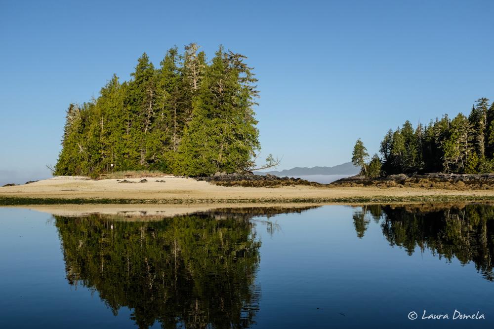 Calm morning in Fury Cove